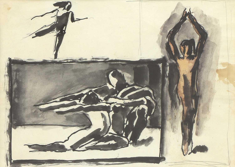*Josef Herman RA (1911-2000)