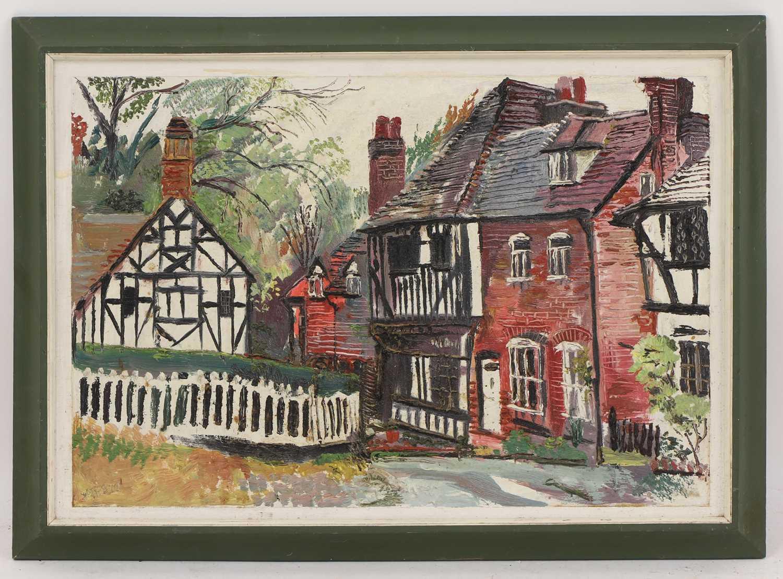 *Fred Yates (1922-2008) - Image 2 of 4