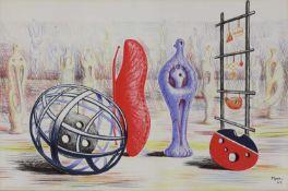 *Henry Moore OM CH (1898-1986)