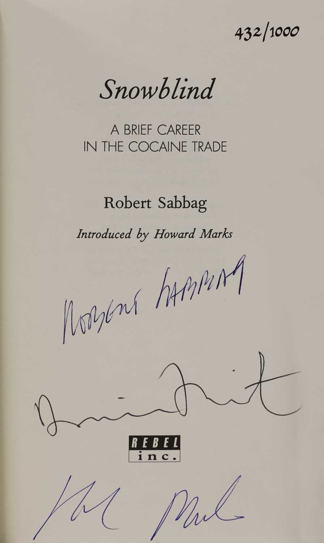 Damien Hirst and Robert Sabbag - Image 3 of 3