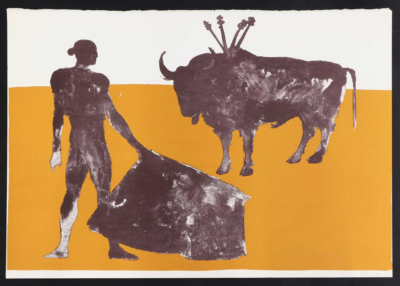 *Dame Elisabeth Frink RA (1930-1993) - Image 3 of 3