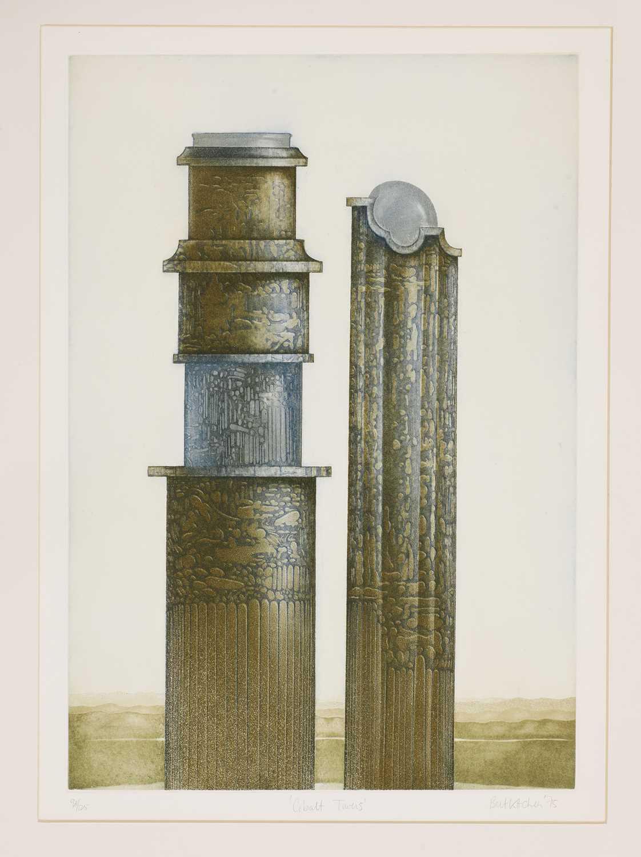 Achilleas Droungas (Greek, b.1940) - Image 4 of 4