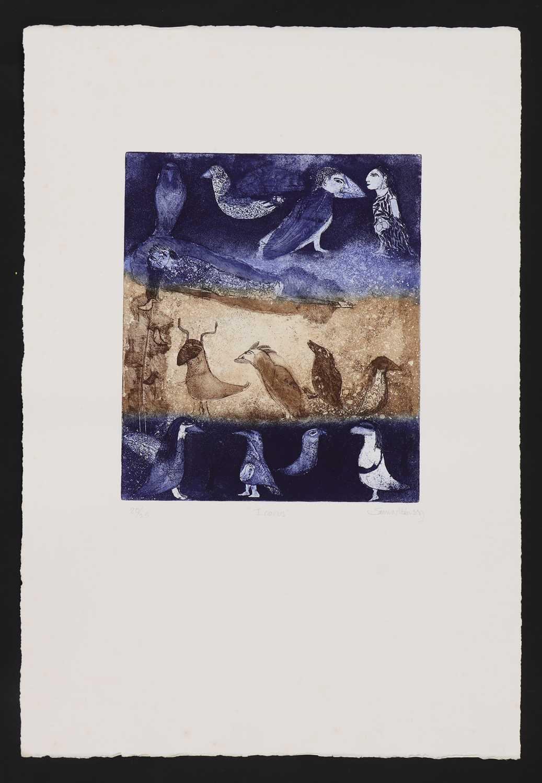 *Samira Abbassy (Iranian-British, b.1965) - Image 2 of 3