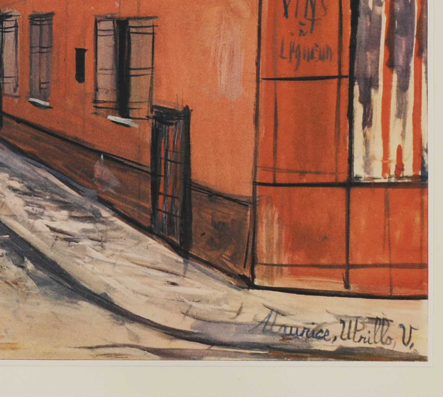 After Maurice Utrillo - Image 2 of 2