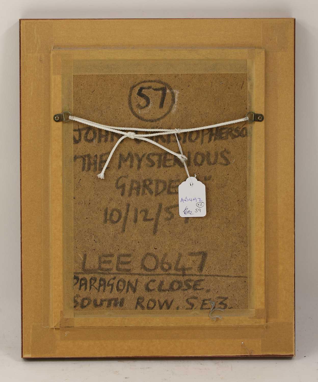 *John Christopherson (1921-1966) - Image 7 of 7