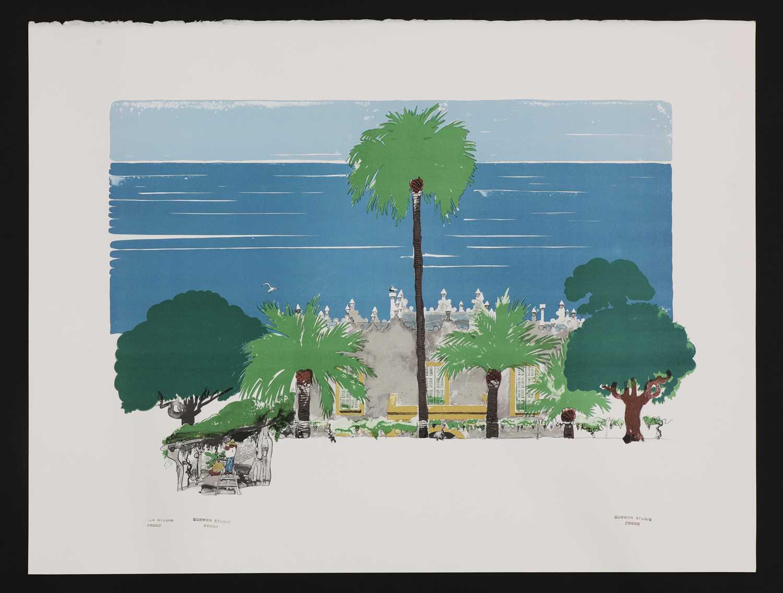 *Paul Hogarth RA (1917-2001) - Image 4 of 4