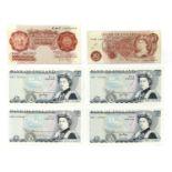 Banknotes, Great Britain, Elizabeth II (1952-),