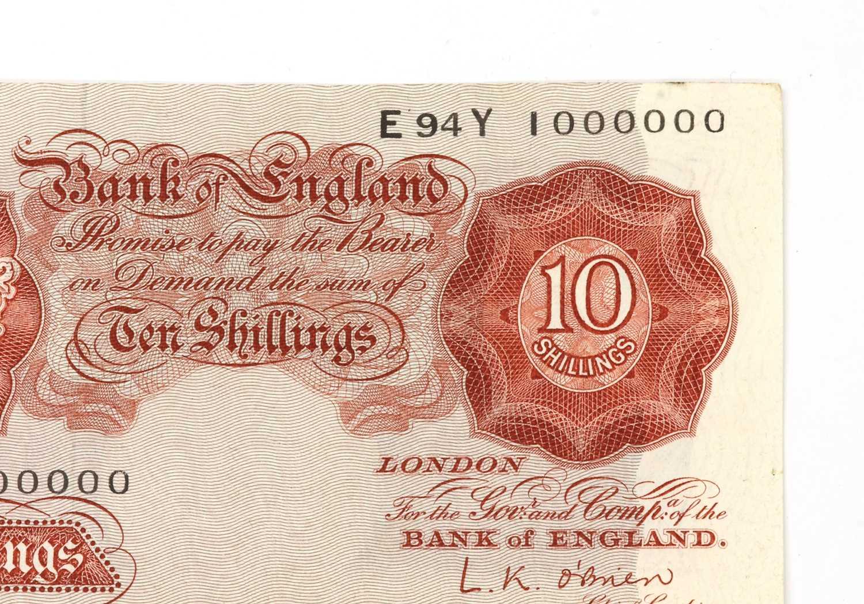 Banknotes, Great Britain, Elizabeth II (1952-), - Image 3 of 6