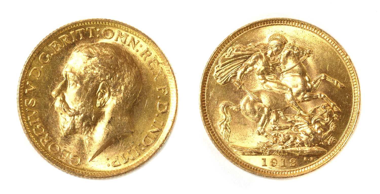 Coins, Australia, George V (1910-1936),