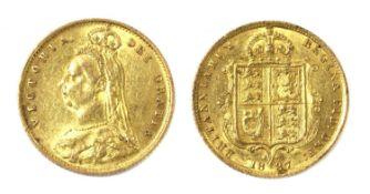 Coins, Great Britain, Victoria (1837-1901),