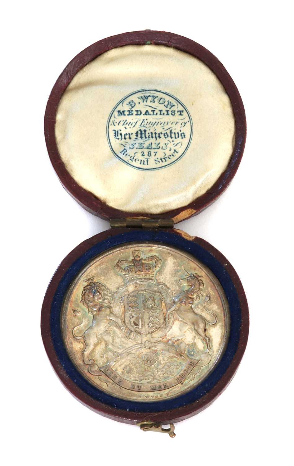 Medals, Great Britain, - Image 2 of 2