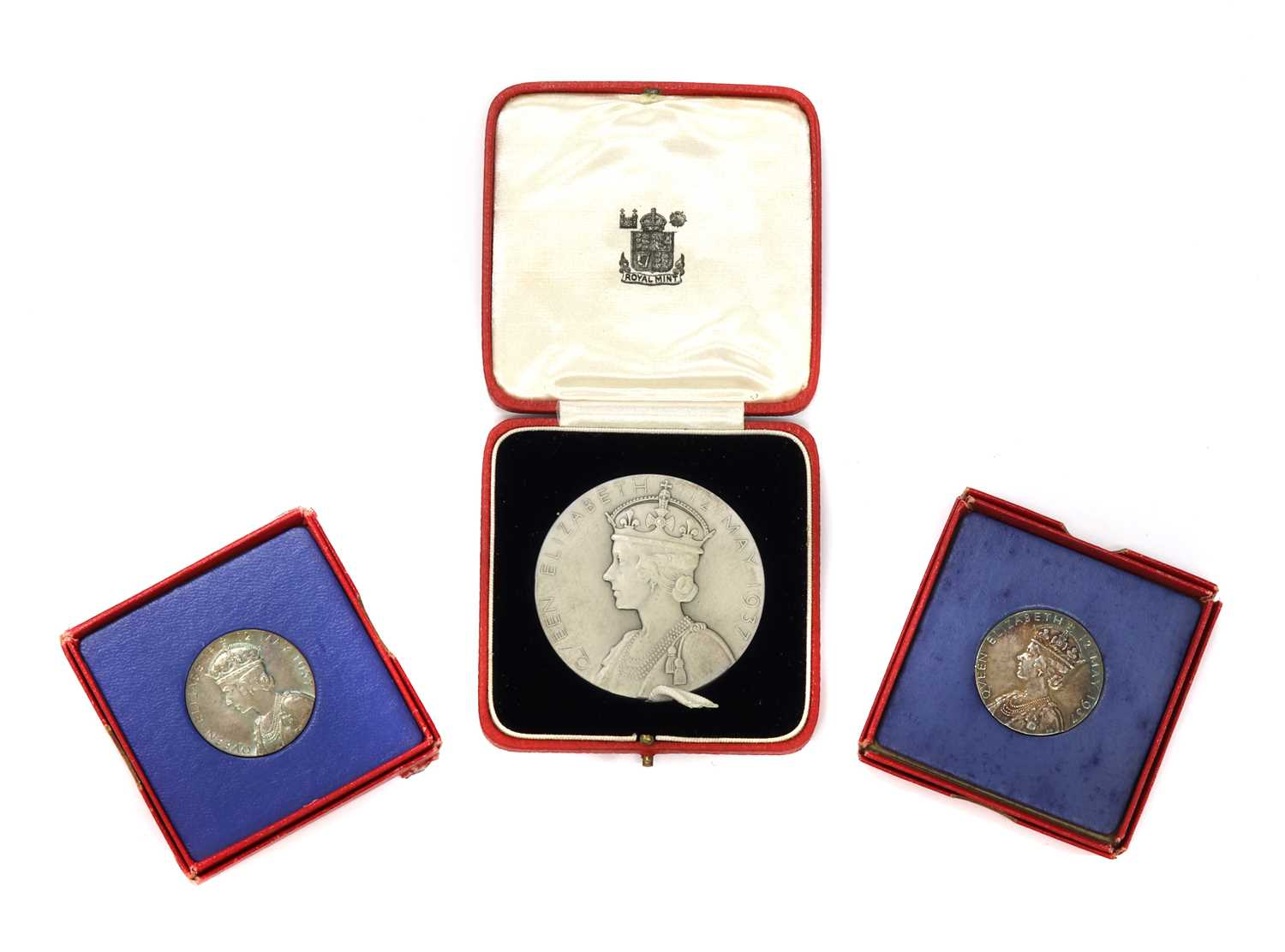 Medals, Great Britain, George VI (1937-1952), - Image 2 of 3
