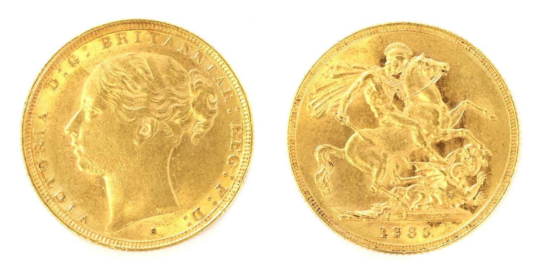 Coins, Australia, Victoria (1837-1901),