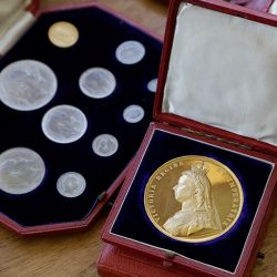 Coins and Medals - Timed Auction - Fri 16 July to Sun 25 July