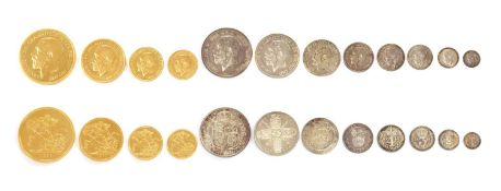 Coins, Great Britain, George V (1910-1936),