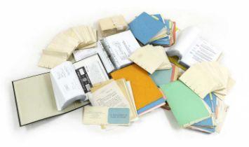 Fern Bedeaux papers