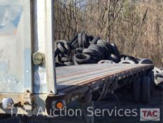 53 Foot Flat bed Trailer