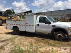 2010 Ford 550 XL Service Truck