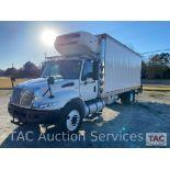 2013 International Durastar 4300 Reefer Box Truck
