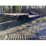 2001 Transcraft DTL2000 Step Deck Trailer