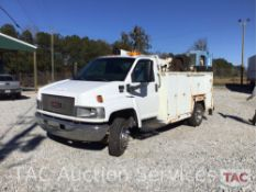 2004 GMC 5500 Service truck