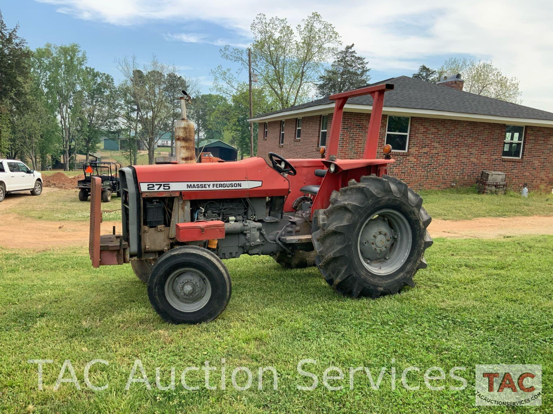 Massey Ferguson 275 Farm Tractor - Image 2 of 25