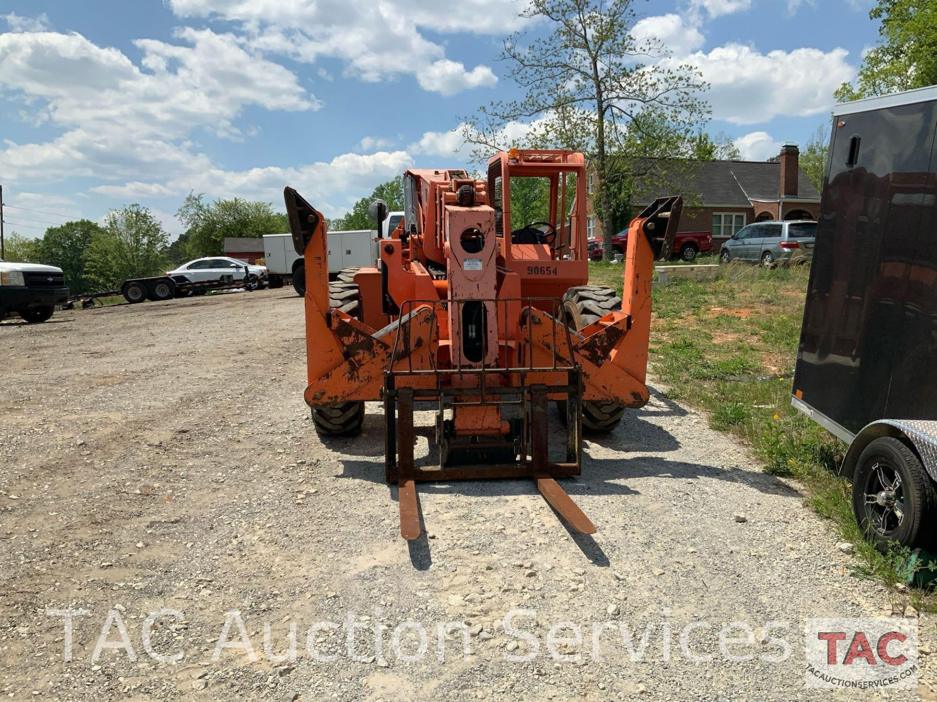 2007 JLG LULL Telehander Forklift - Image 2 of 25