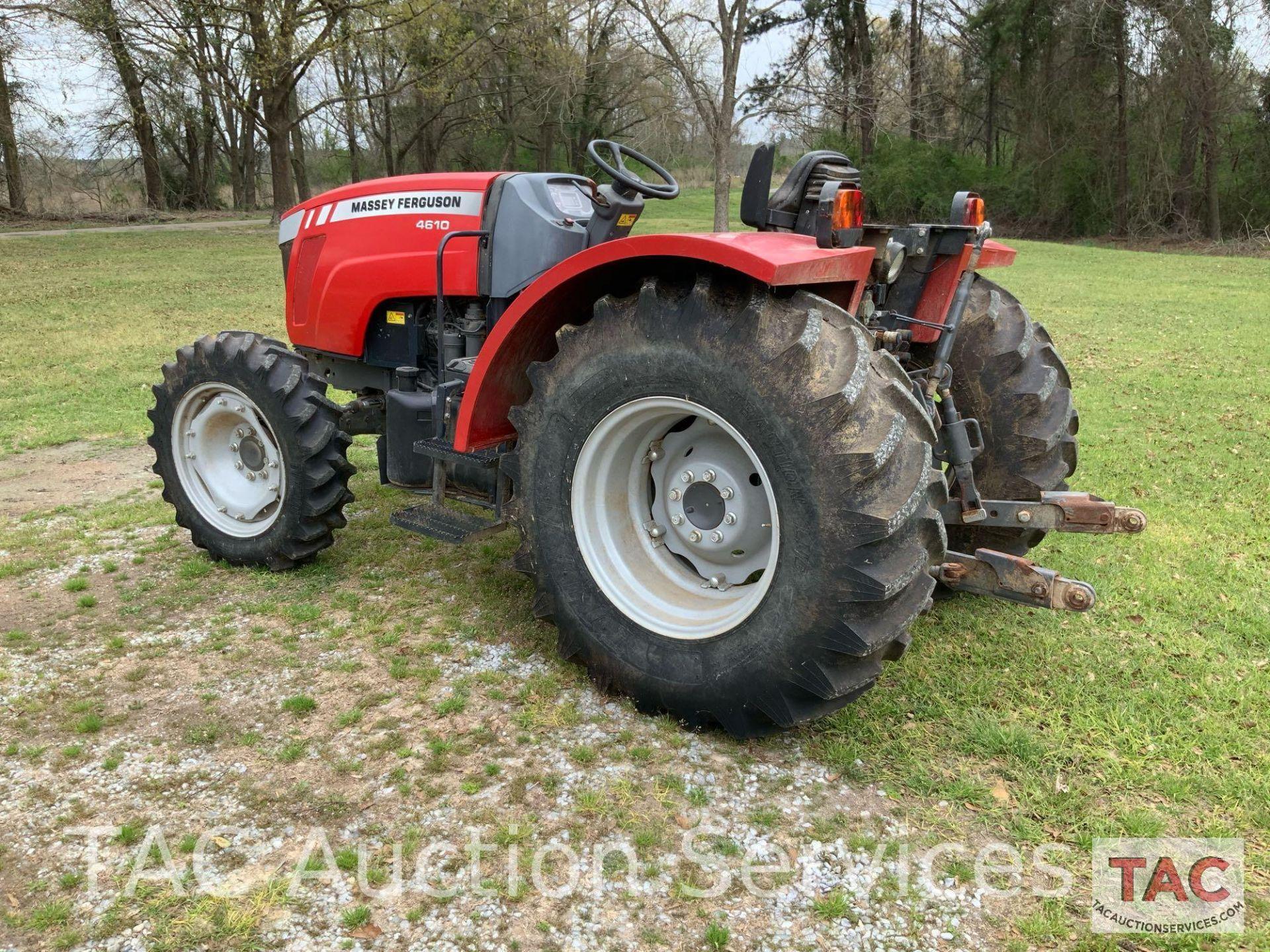 Massey-Ferguson 4610LP Farm Tractor - Image 4 of 26
