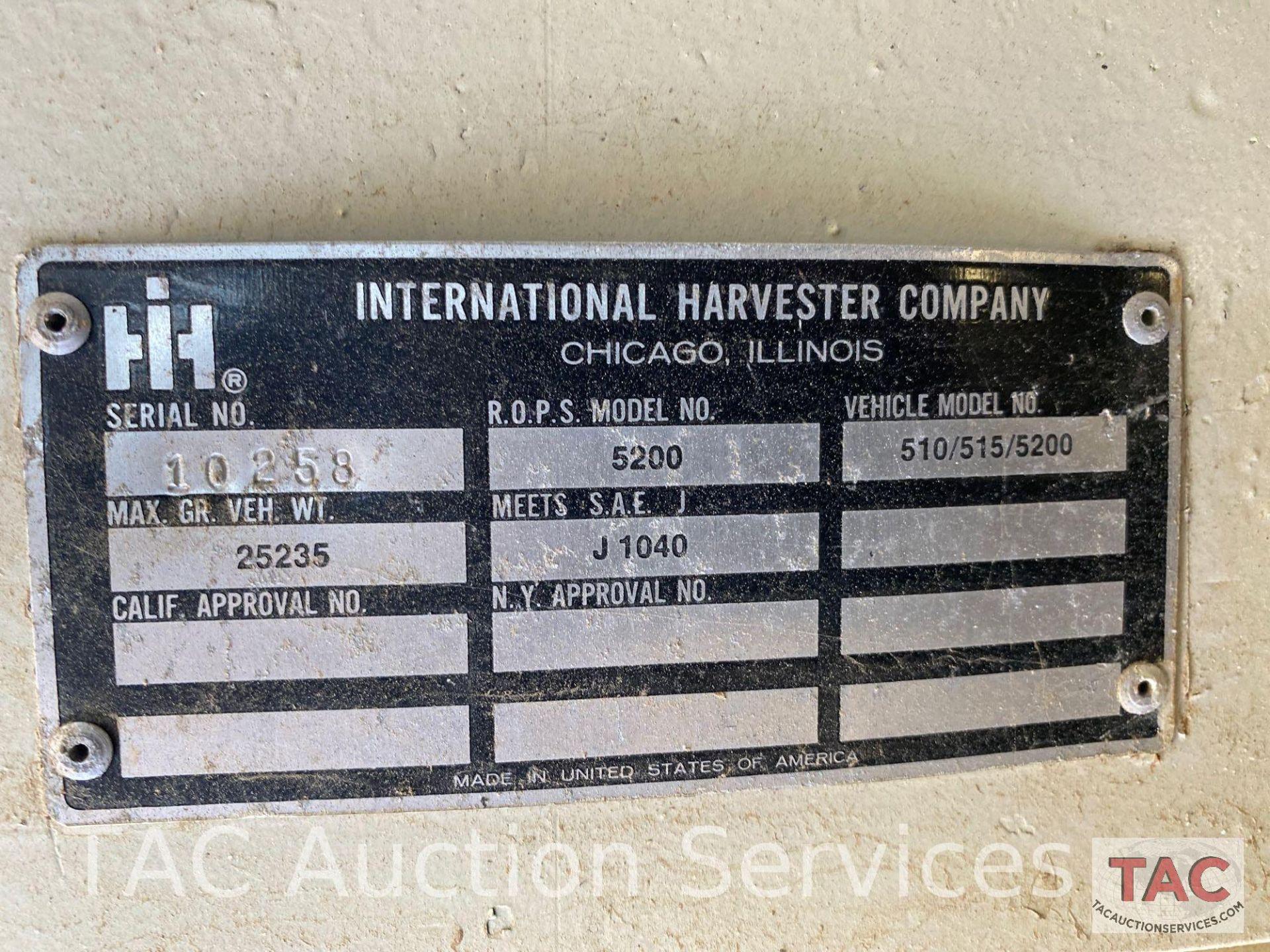 International Harvester 510B Loader - Image 30 of 31