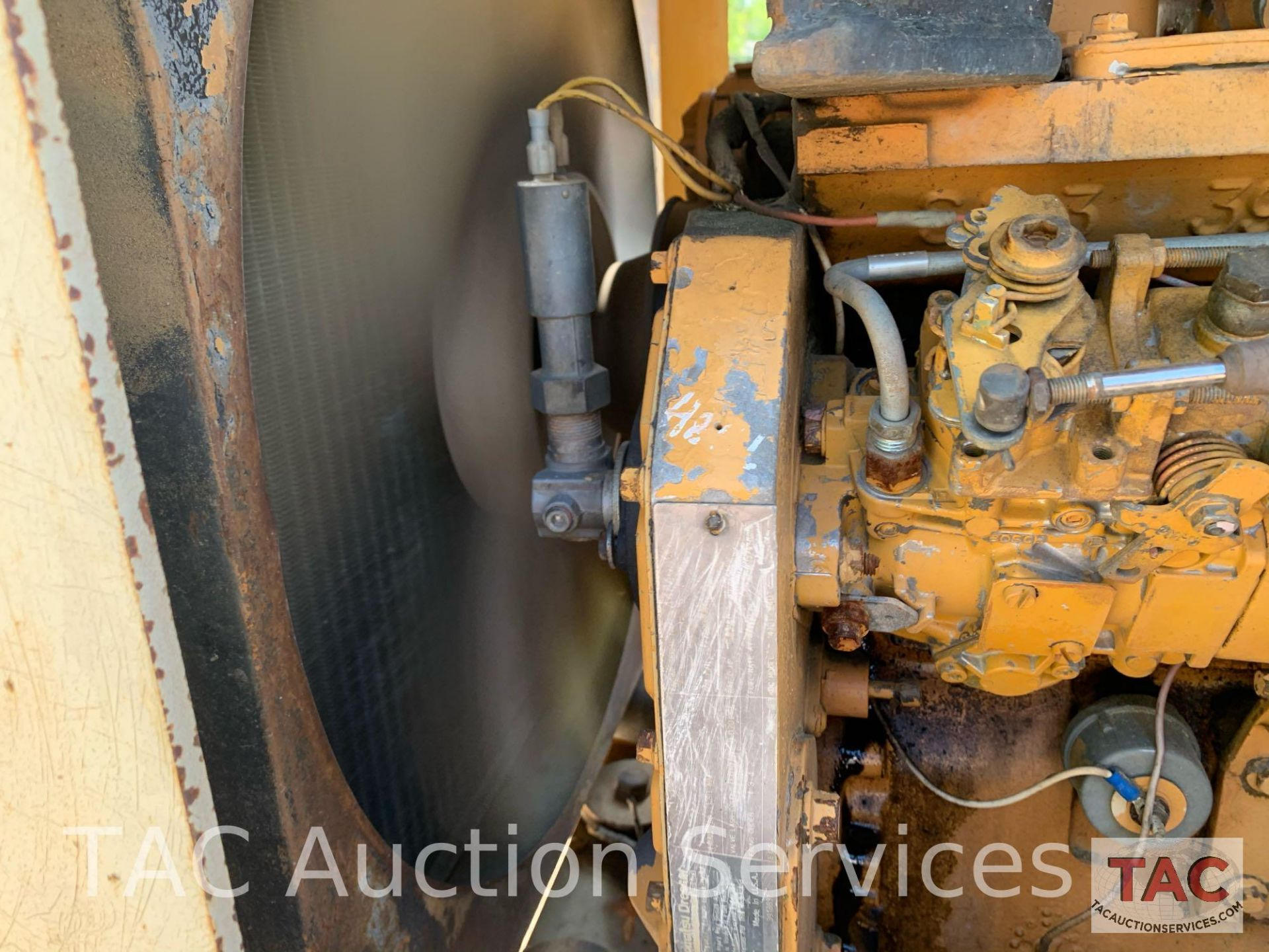 Ingersoll- Rand Vibratory Roller SP-48 - Image 17 of 36