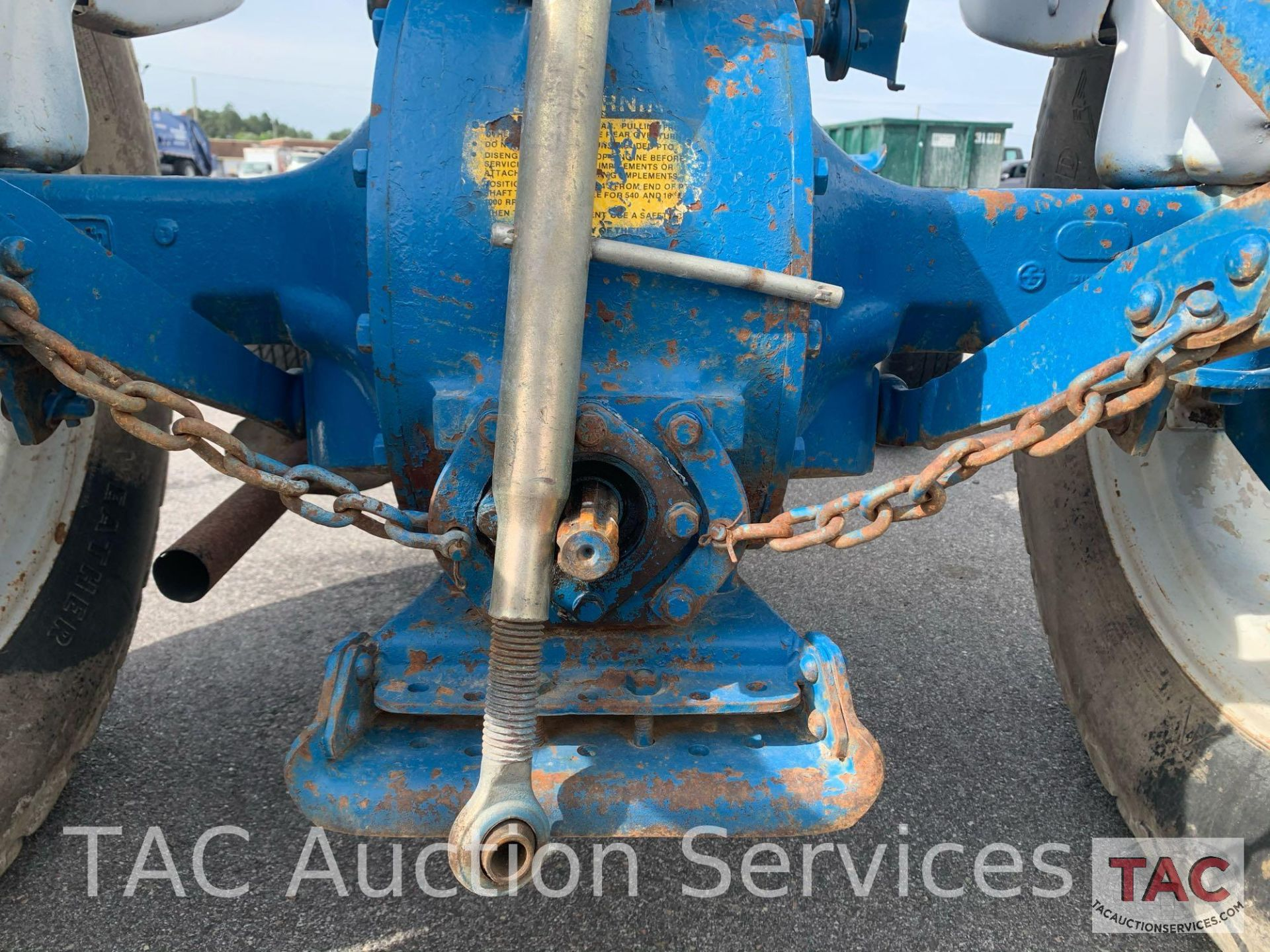 Ford 2000 Farm Tractor - Image 21 of 28