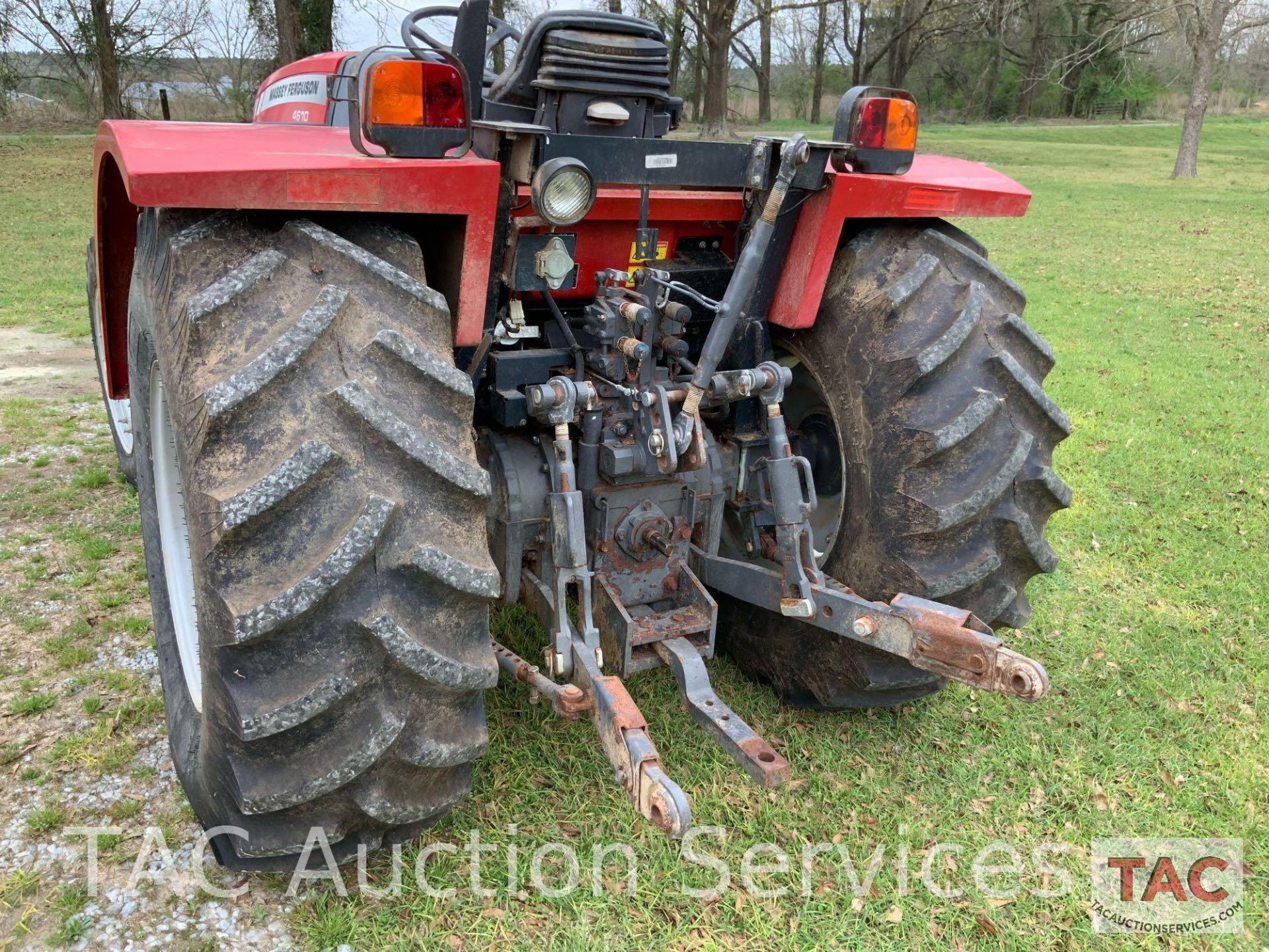 Massey-Ferguson 4610LP Farm Tractor - Image 23 of 26
