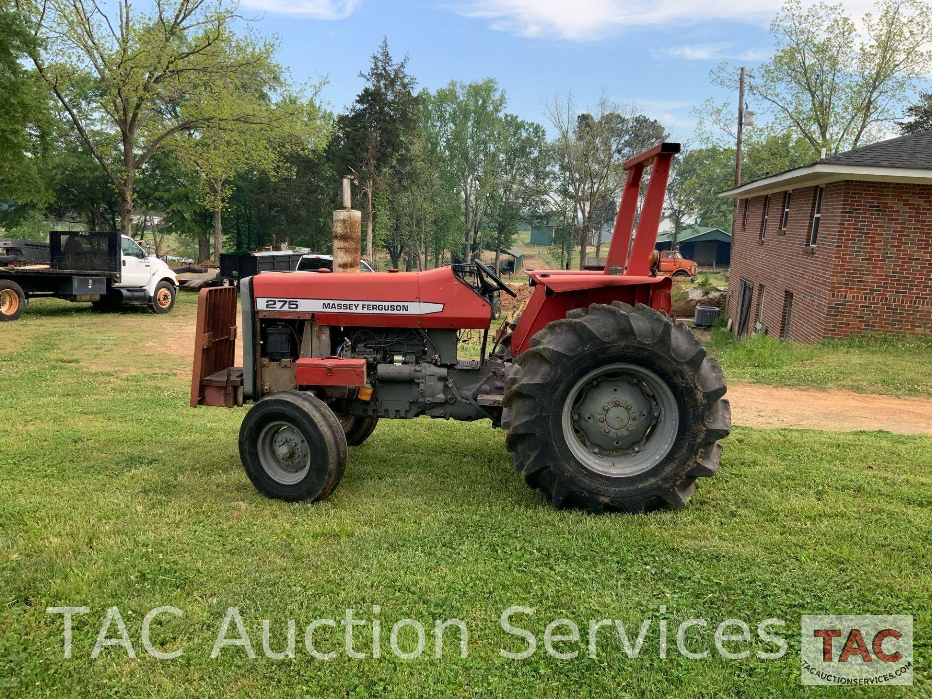 Massey Ferguson 275 Farm Tractor - Image 9 of 25