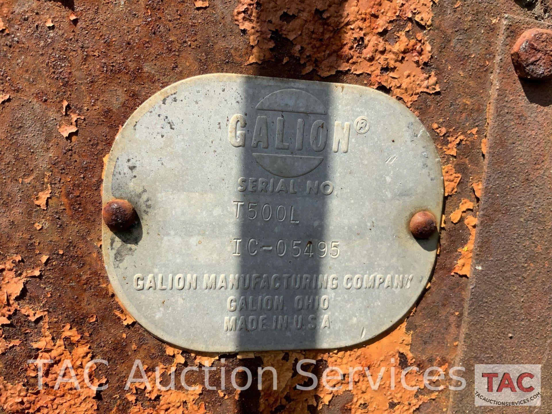 Galion T-500L Motor Grader - Image 28 of 28