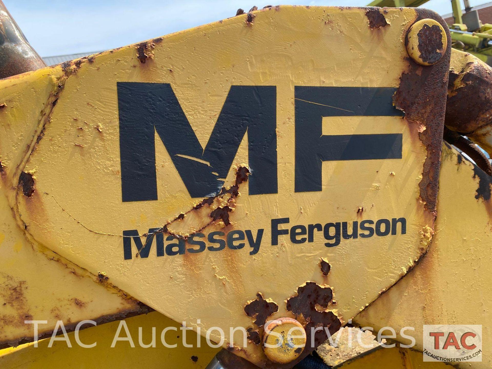 Massey Ferguson 50C Loader Backhoe - Image 15 of 45