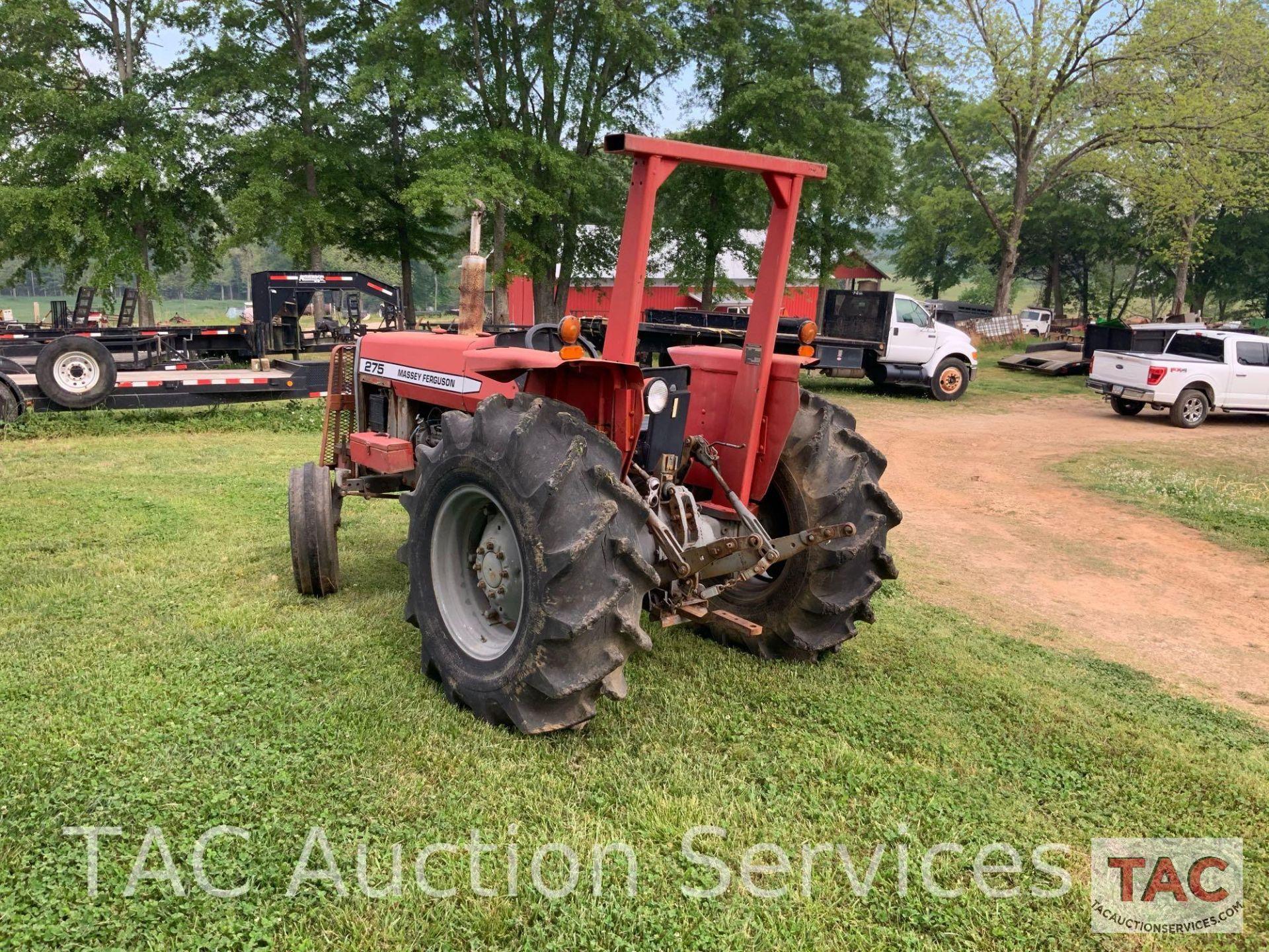 Massey Ferguson 275 Farm Tractor - Image 7 of 25