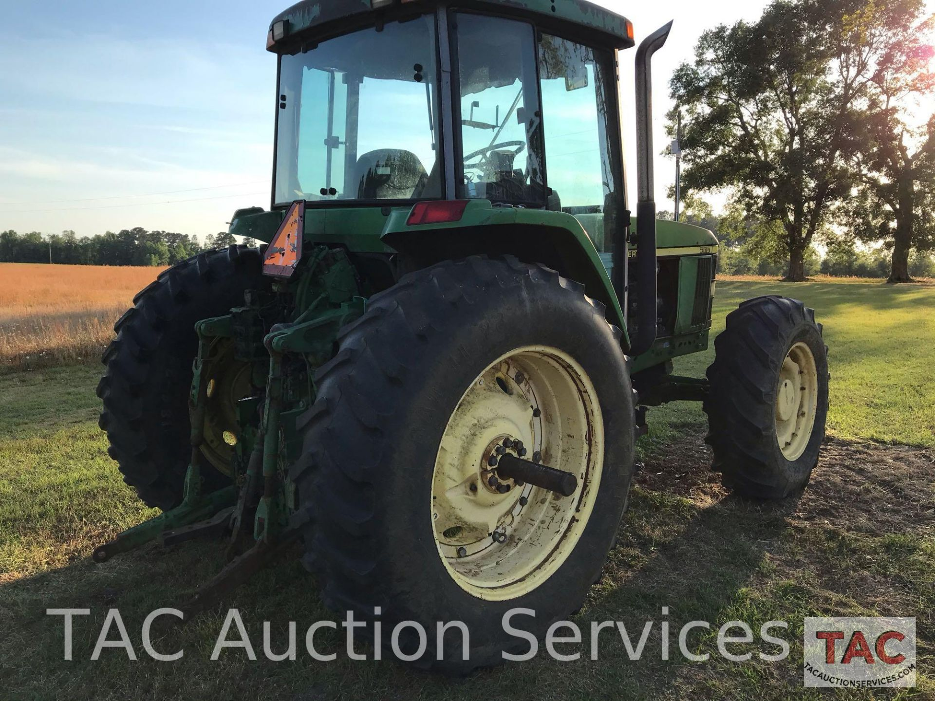 John Deere 7410 Farm Tractor - Image 8 of 24