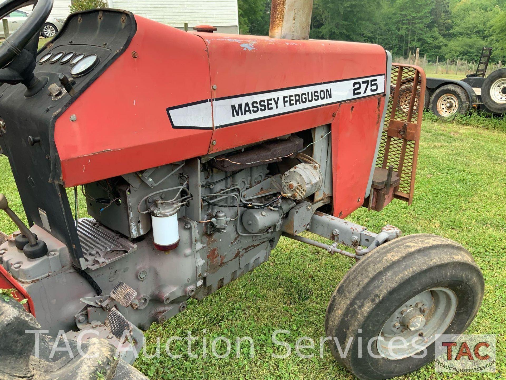 Massey Ferguson 275 Farm Tractor - Image 19 of 25