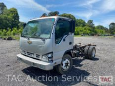 2007 Chevrolet W5500 Cab and Chassis