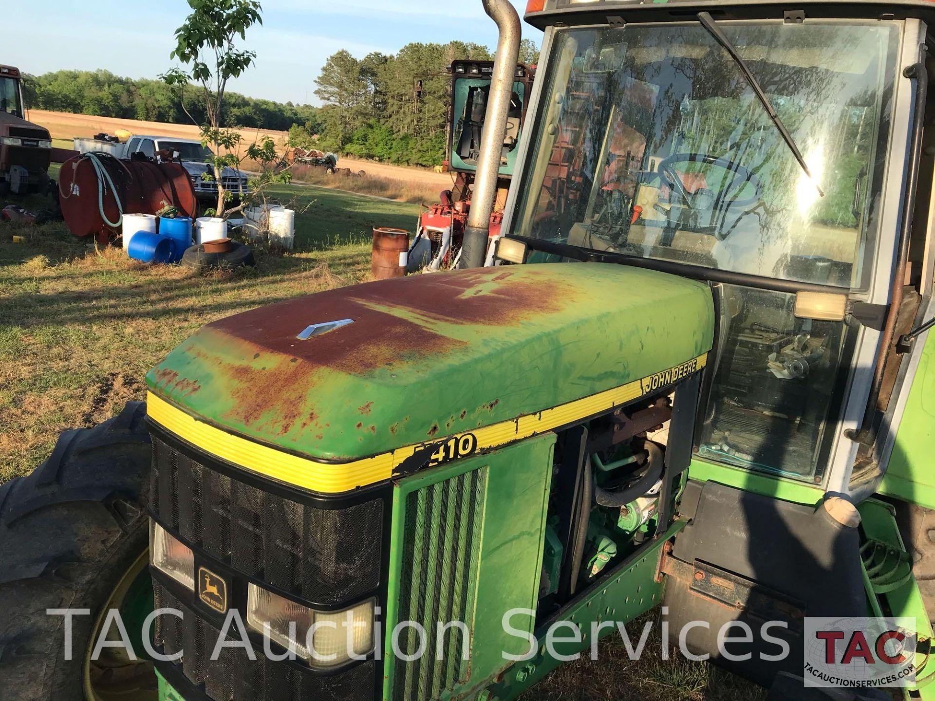 John Deere 7410 Farm Tractor - Image 5 of 24