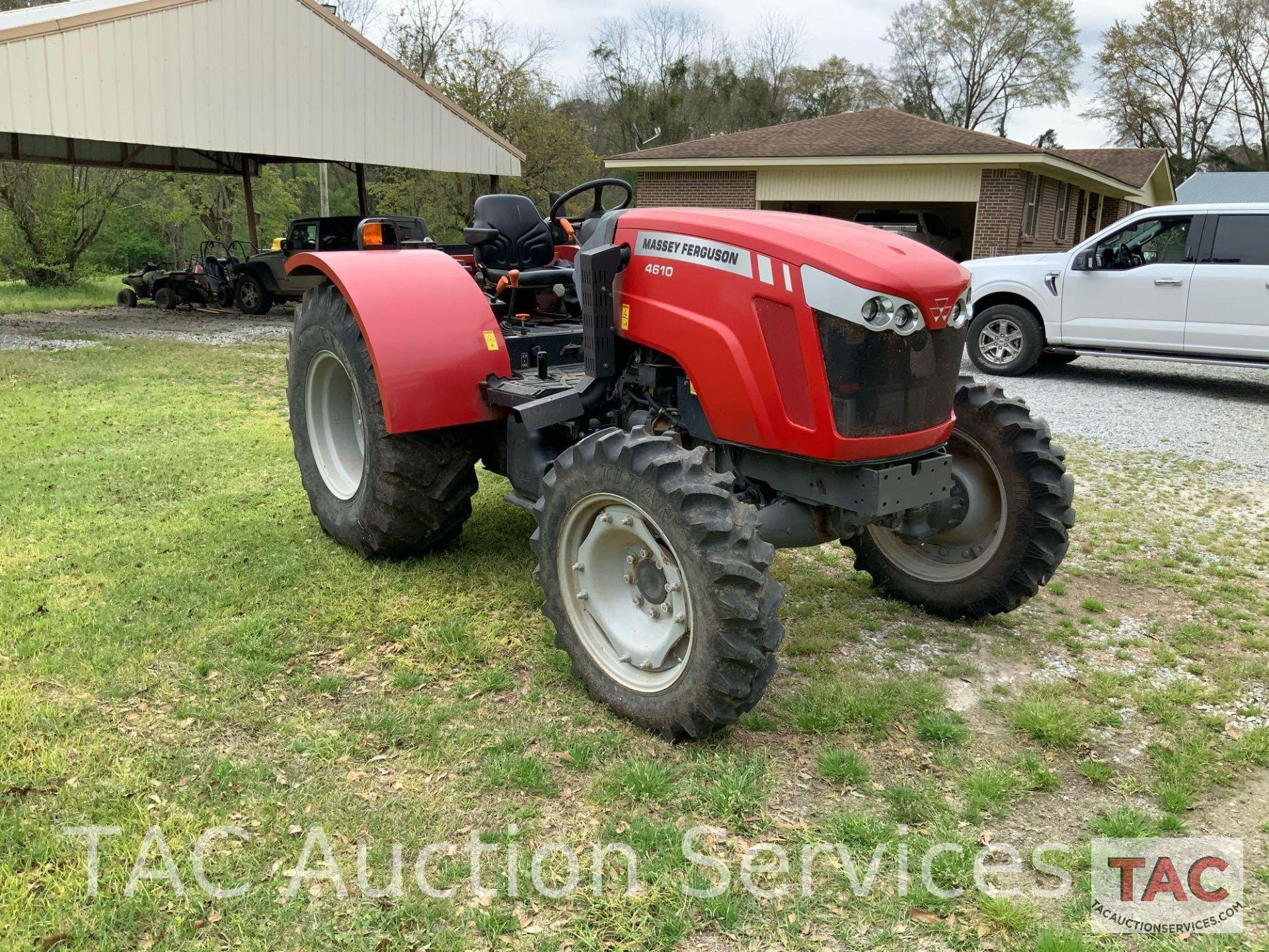 Massey-Ferguson 4610LP Farm Tractor - Image 11 of 26