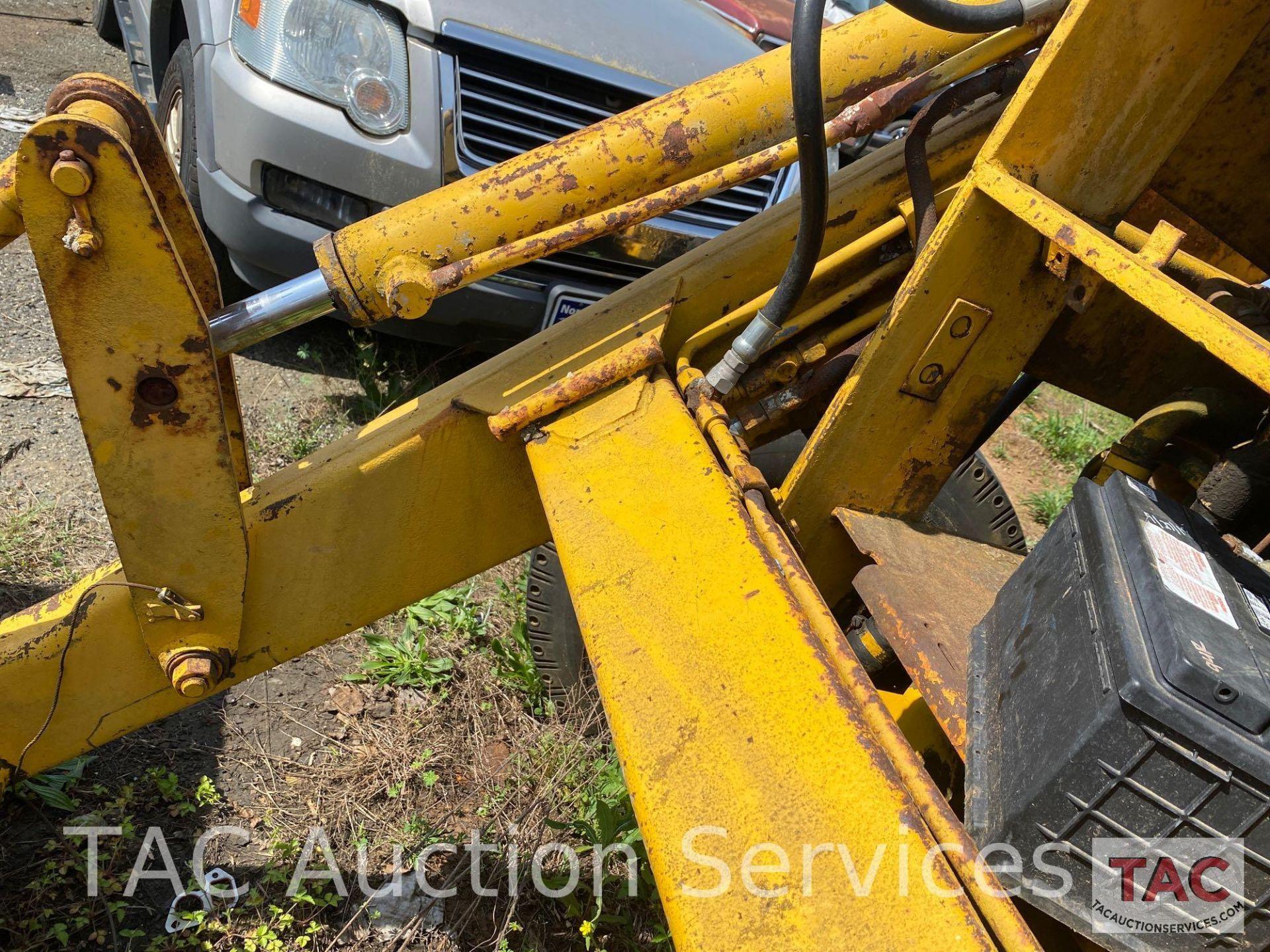 Massey Ferguson 50C Loader Backhoe - Image 18 of 45