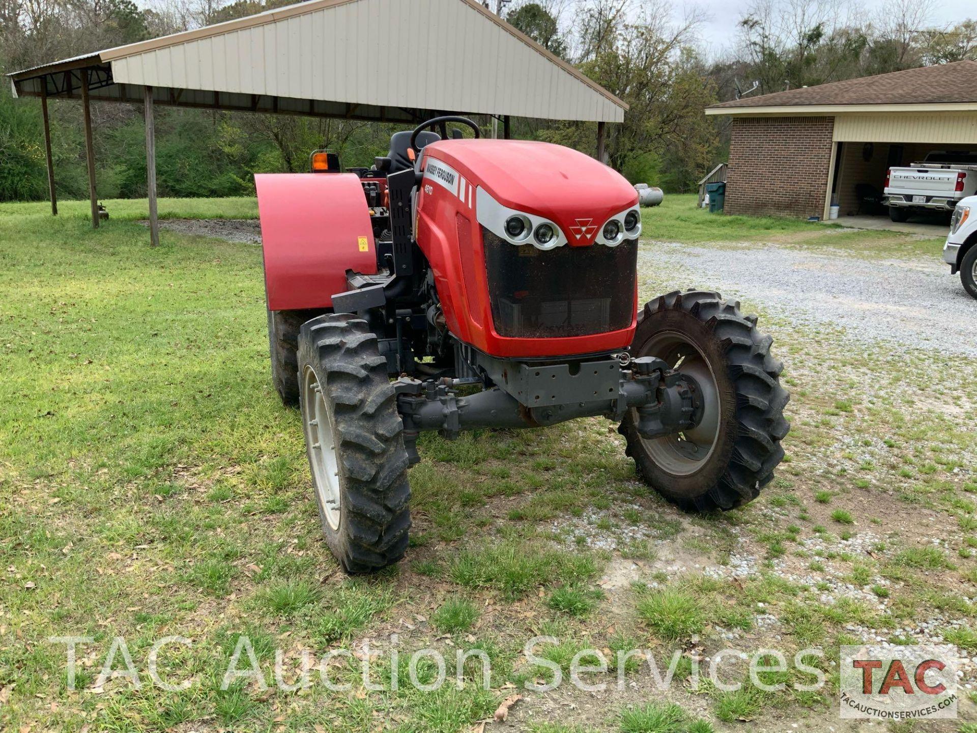 Massey-Ferguson 4610LP Farm Tractor - Image 12 of 26