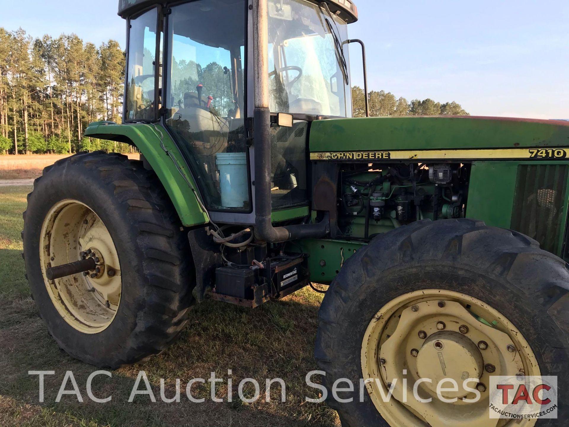 John Deere 7410 Farm Tractor - Image 7 of 24