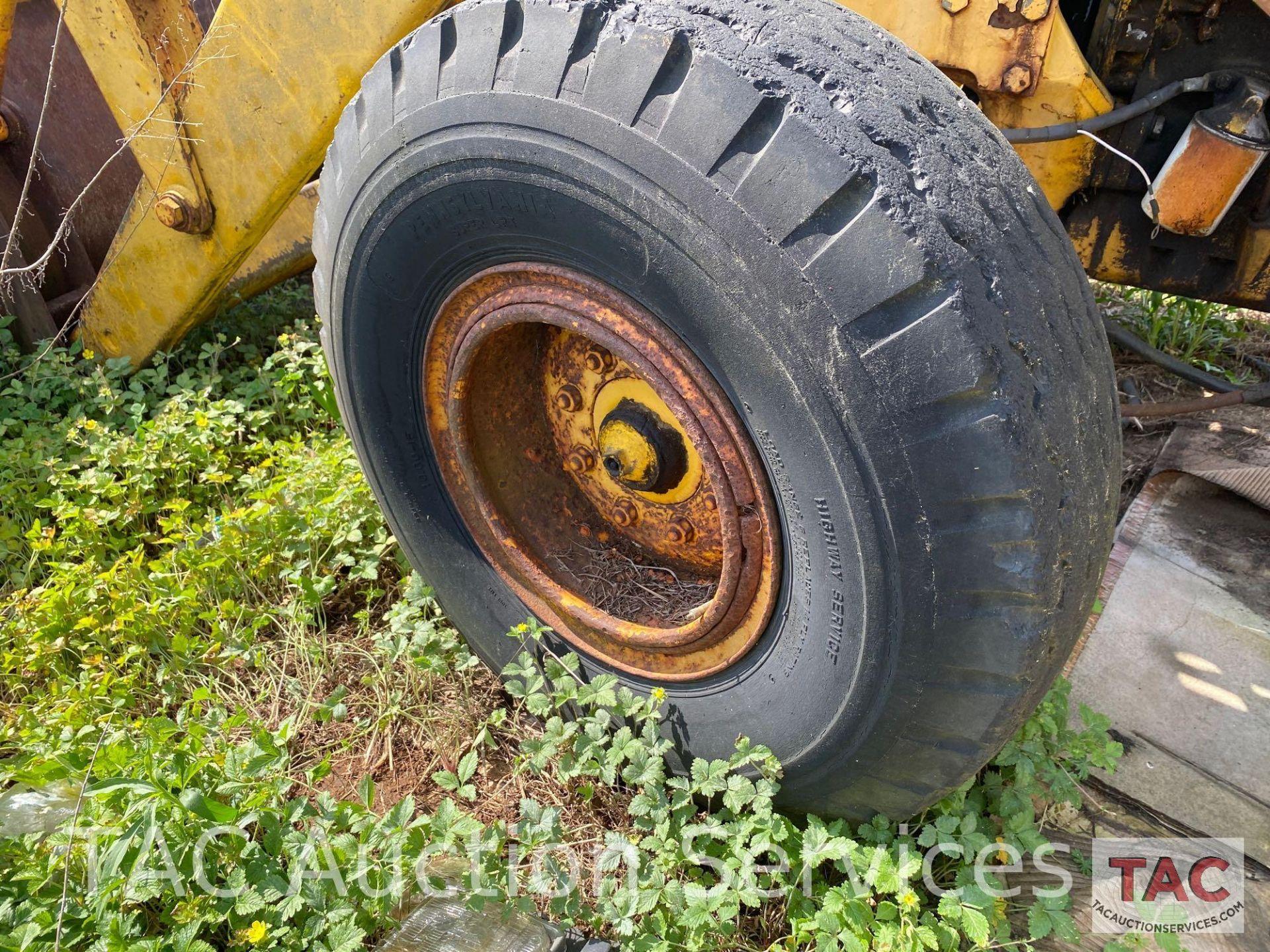 Massey Ferguson 50C Loader Backhoe - Image 43 of 45