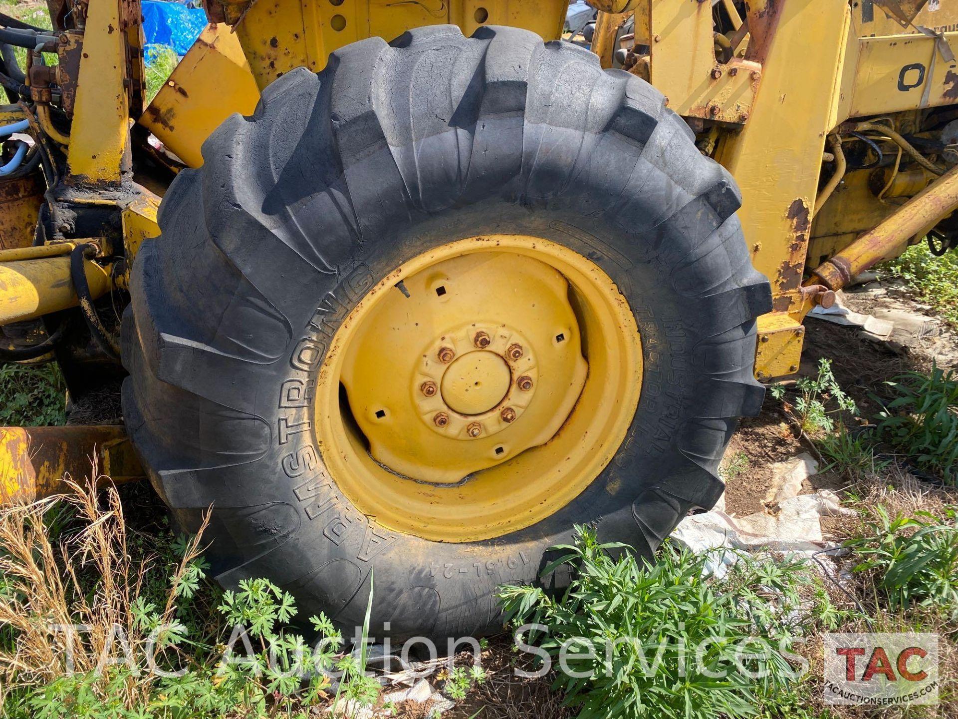 Massey Ferguson 50C Loader Backhoe - Image 44 of 45
