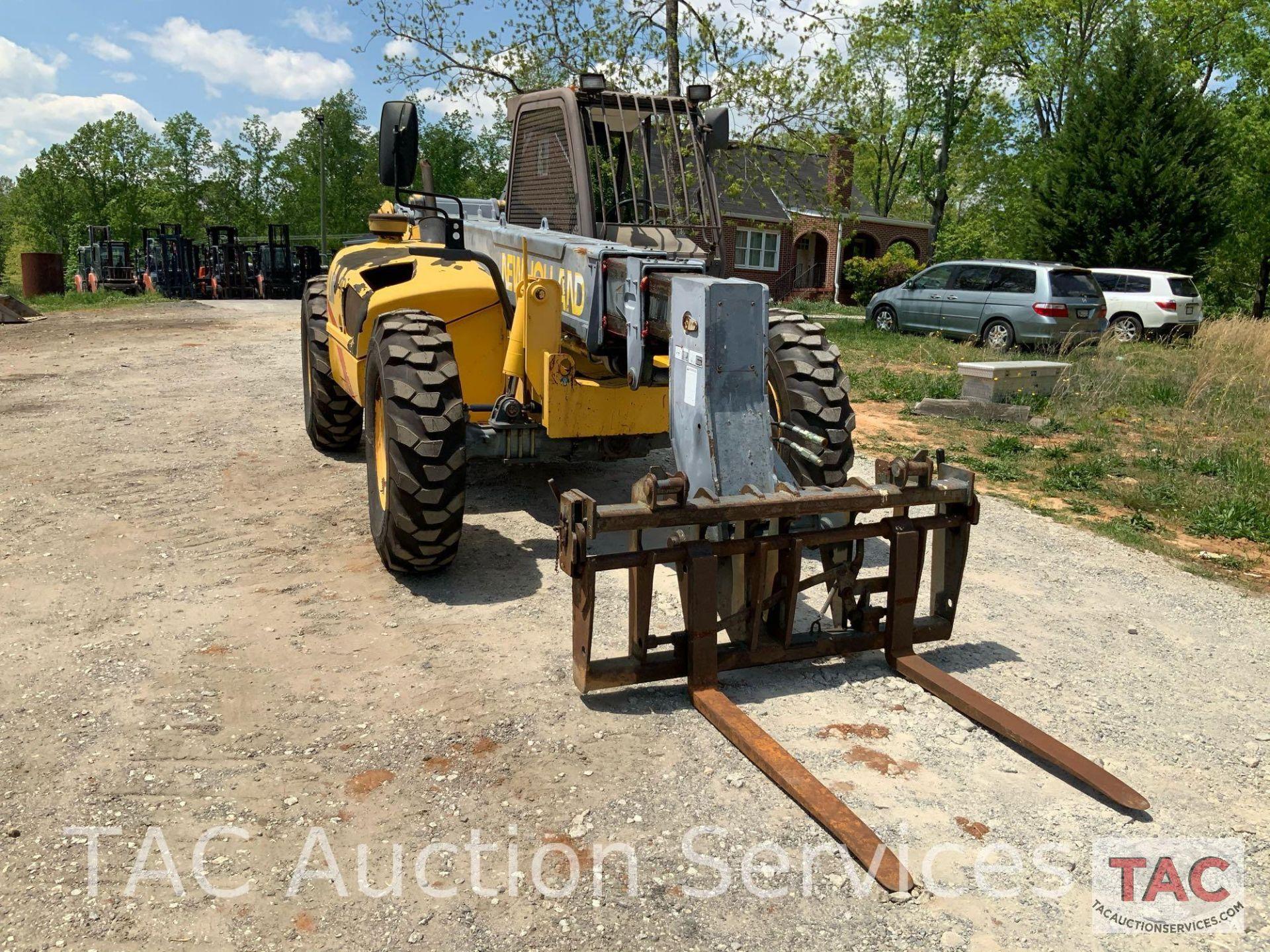 1999 New Holland LM840 Telehandler Forklift - Image 3 of 25
