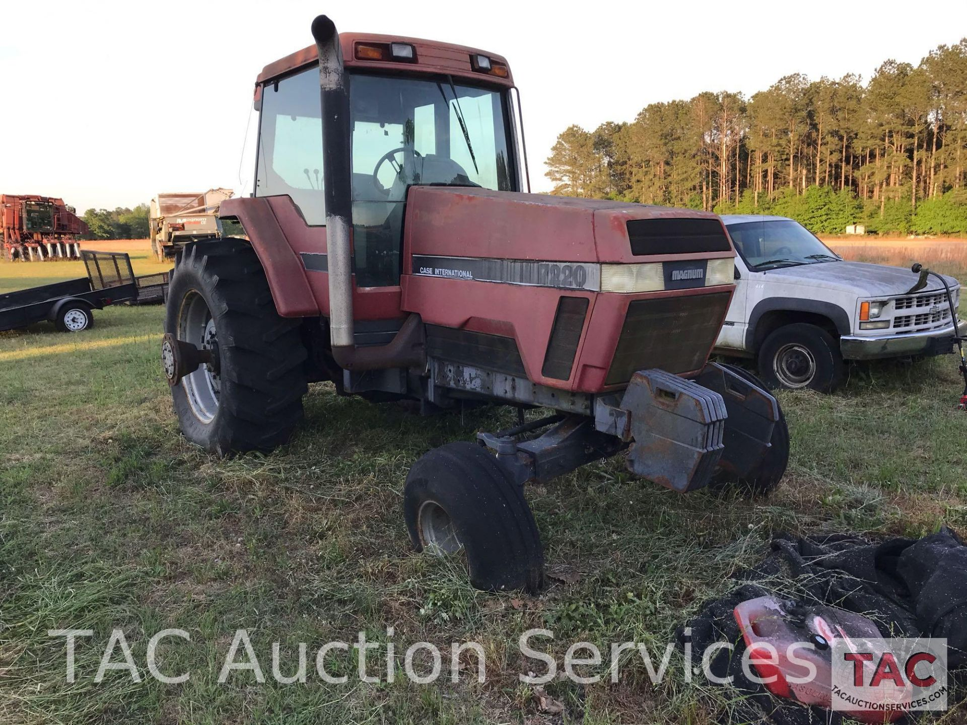Case International 70 to 20 Magnum Farm Tractor - Image 3 of 25