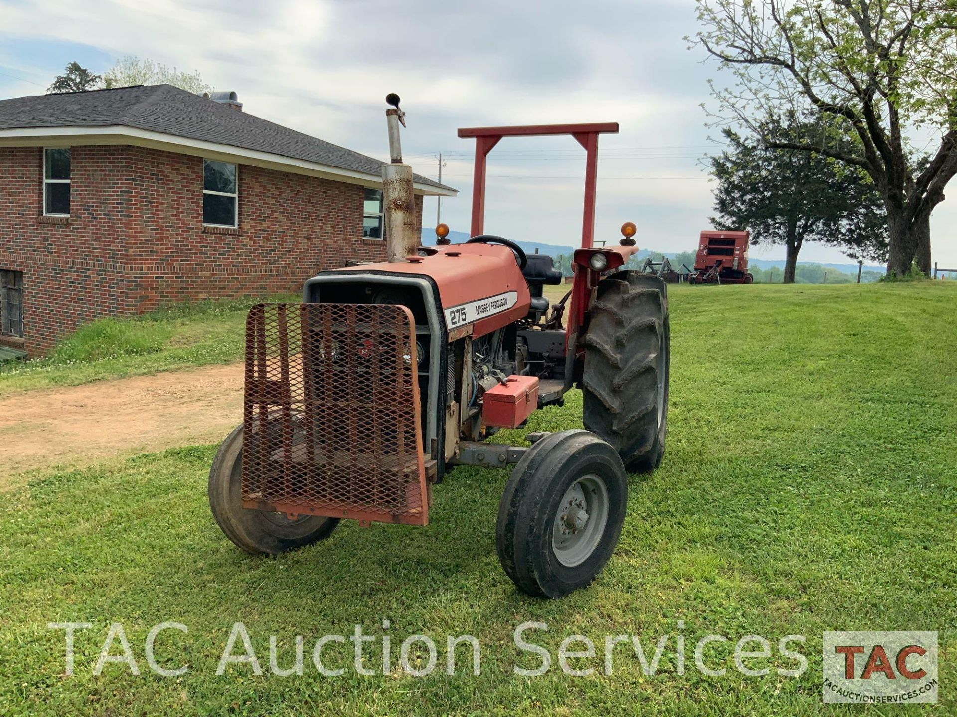 Massey Ferguson 275 Farm Tractor - Image 3 of 25