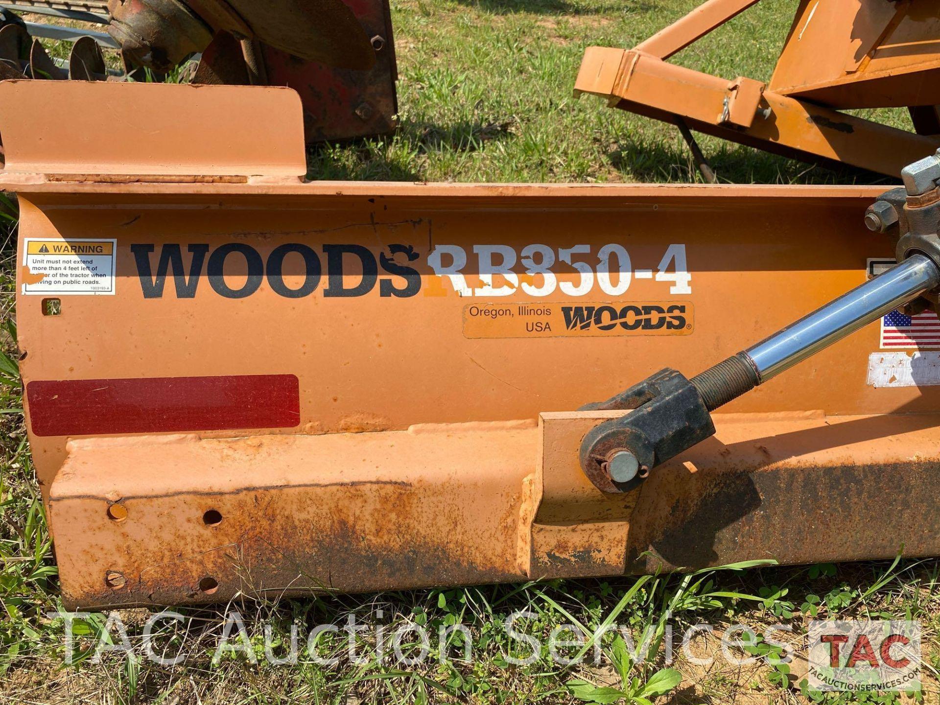 Woods Scrape Blade - Image 8 of 9